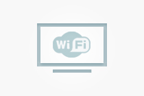 Smart TV Wi-Fi set-up
